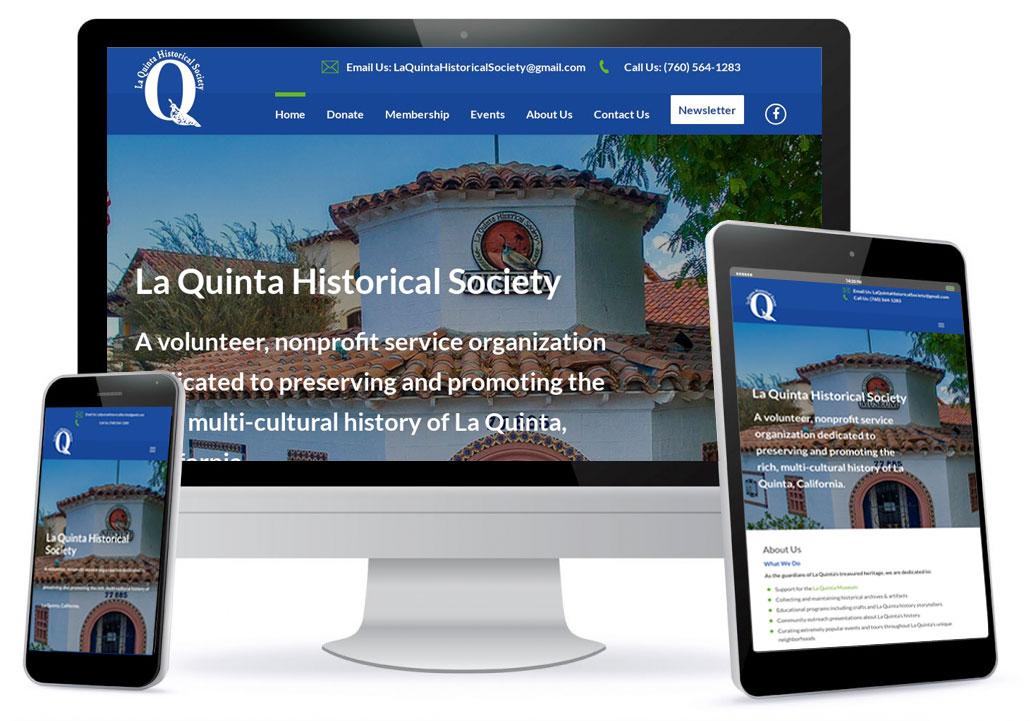 La Quinta historical Society